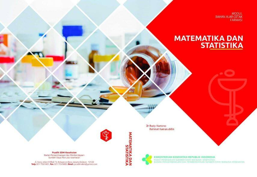 Buku Matematika dan Statistika