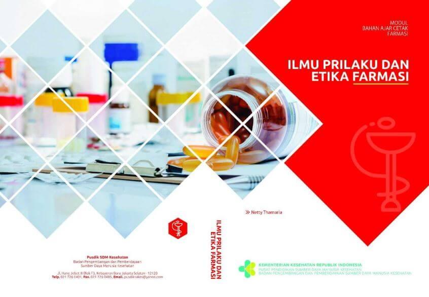 Buku Perilaku dan Etika Farmasi