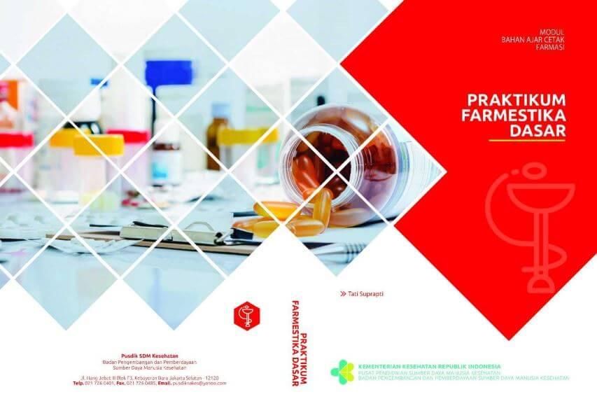 Buku Praktikum Farmestika Dasar Farmasi
