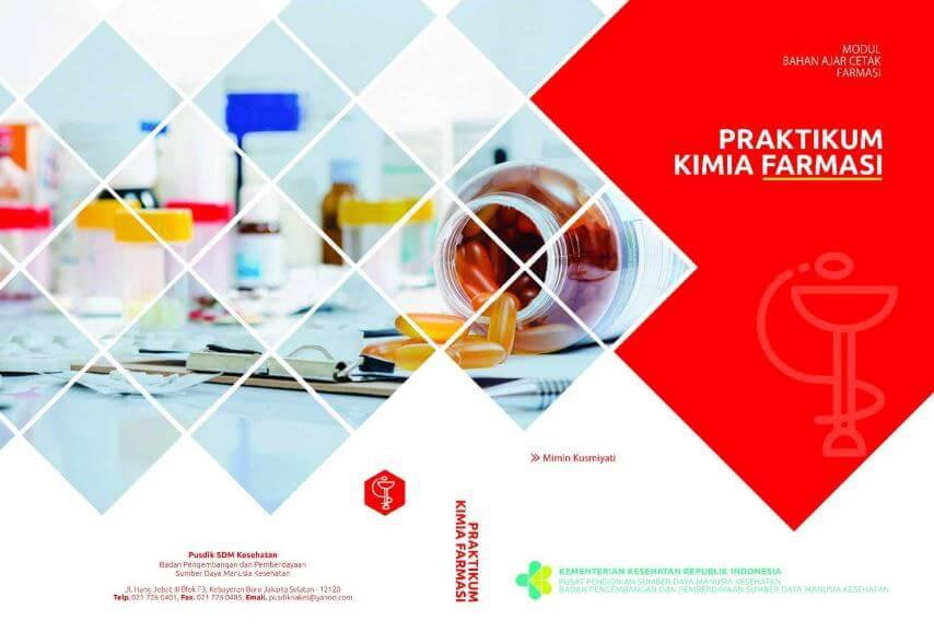 Buku Praktikum Kimia Farmasi