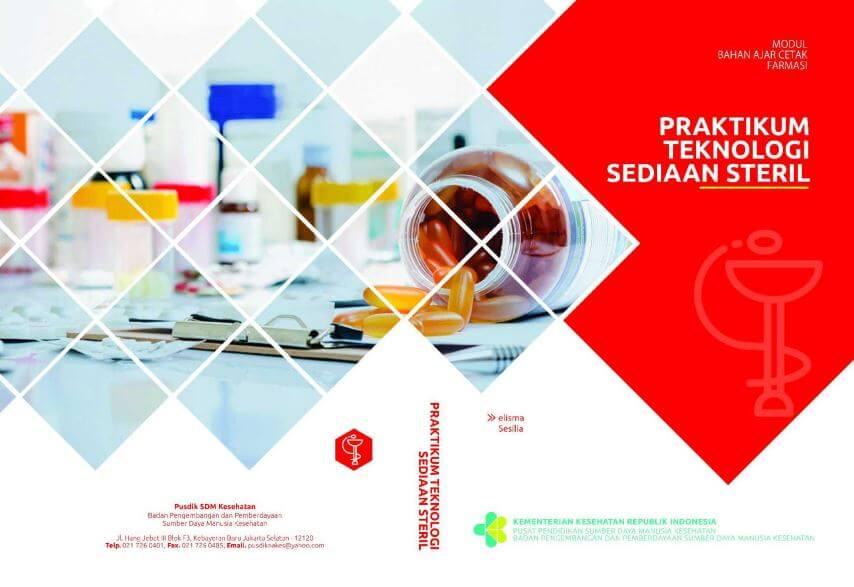Buku Praktikum Teknologi Sediaan Steril