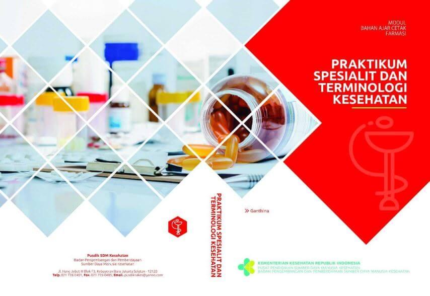 Buku Praktikum Spesialis dan Terminologi Kesehatan