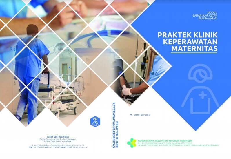 Buku Praktik Klinik Keperawatan Maternitas