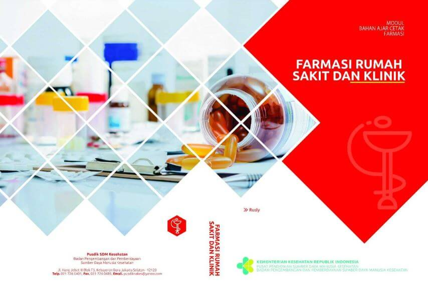Buku Kimia Dasar Farmasi