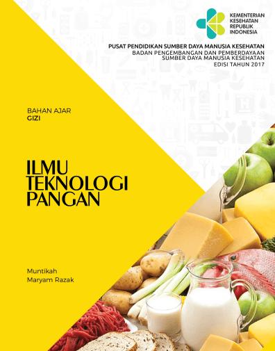 Buku Ilmu teknologi pangan