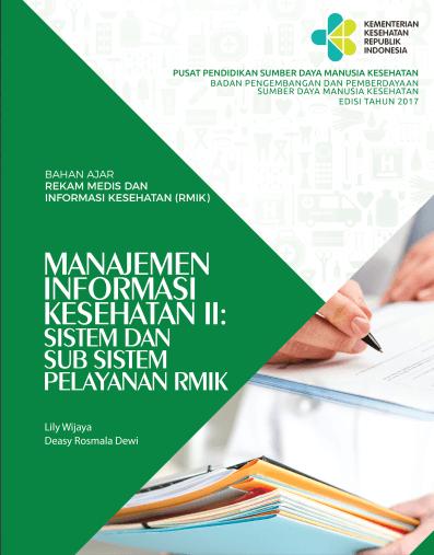 Buku Manajemen Informasi Kesehatan II