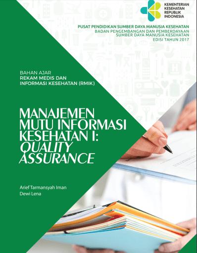 Buku Manajemen Mutu Informasi Kesehatan I