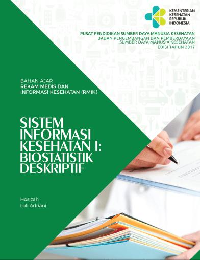 Buku Sistem Informasi Kesehatan I