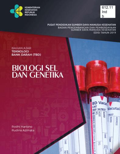 buku biologi sel dan genetika