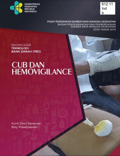 buku cub dan hemovigilance