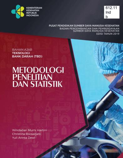 buku metodologi penelitian dan statistik