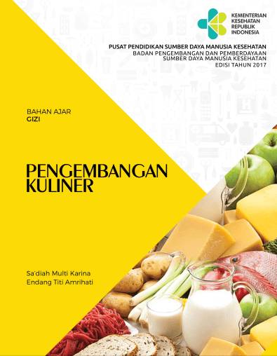 buku pengembangan kuliner