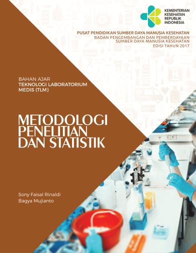 metodologi penelitian dan statistik