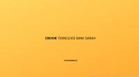 ebook buku teknologi bank darah