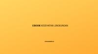 buku ebook kesehatan lingkungan